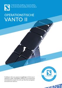 SCHLUMBOHM Vanto 2 deutsch PDF