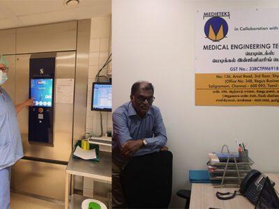 SCHLUMBOHM Kooperation Indien